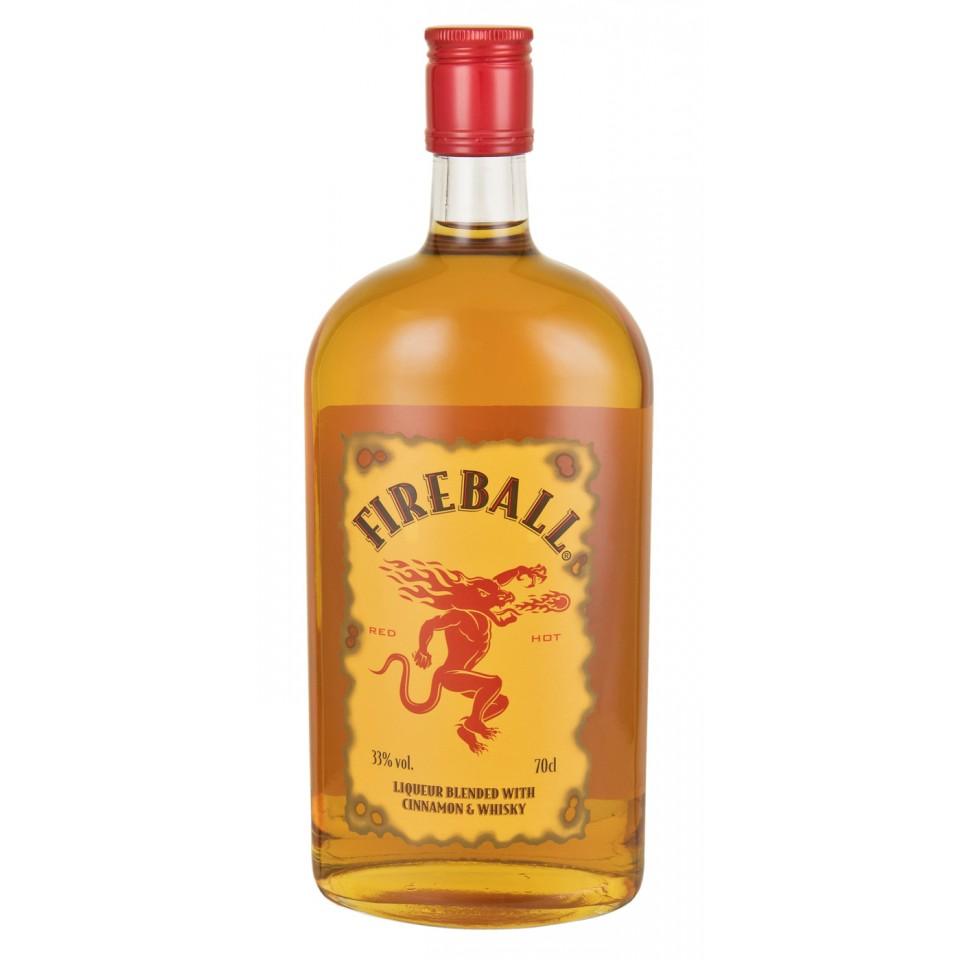 Fireball Whiskey Gift Set Gift Ftempo